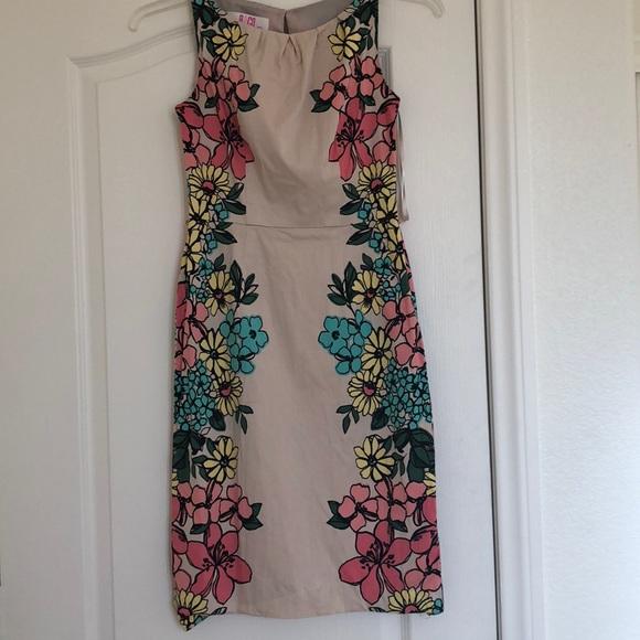 0d33e949458 jcpenney Dresses   Skirts - Knee Length Floral dress